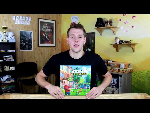 Gry planszowe uWookiego - YouTube - embed jEidzIx6Wu8