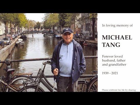 Michael Tang funeral