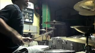 Prodigy - Smack My Bitch Up (live drums version 2012)