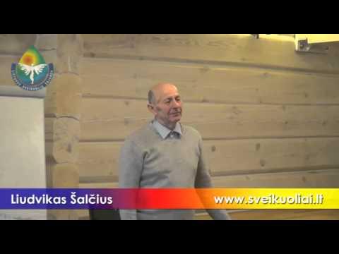 Sveikatos teorinis praktikumas. Liudvikas Šalčius.