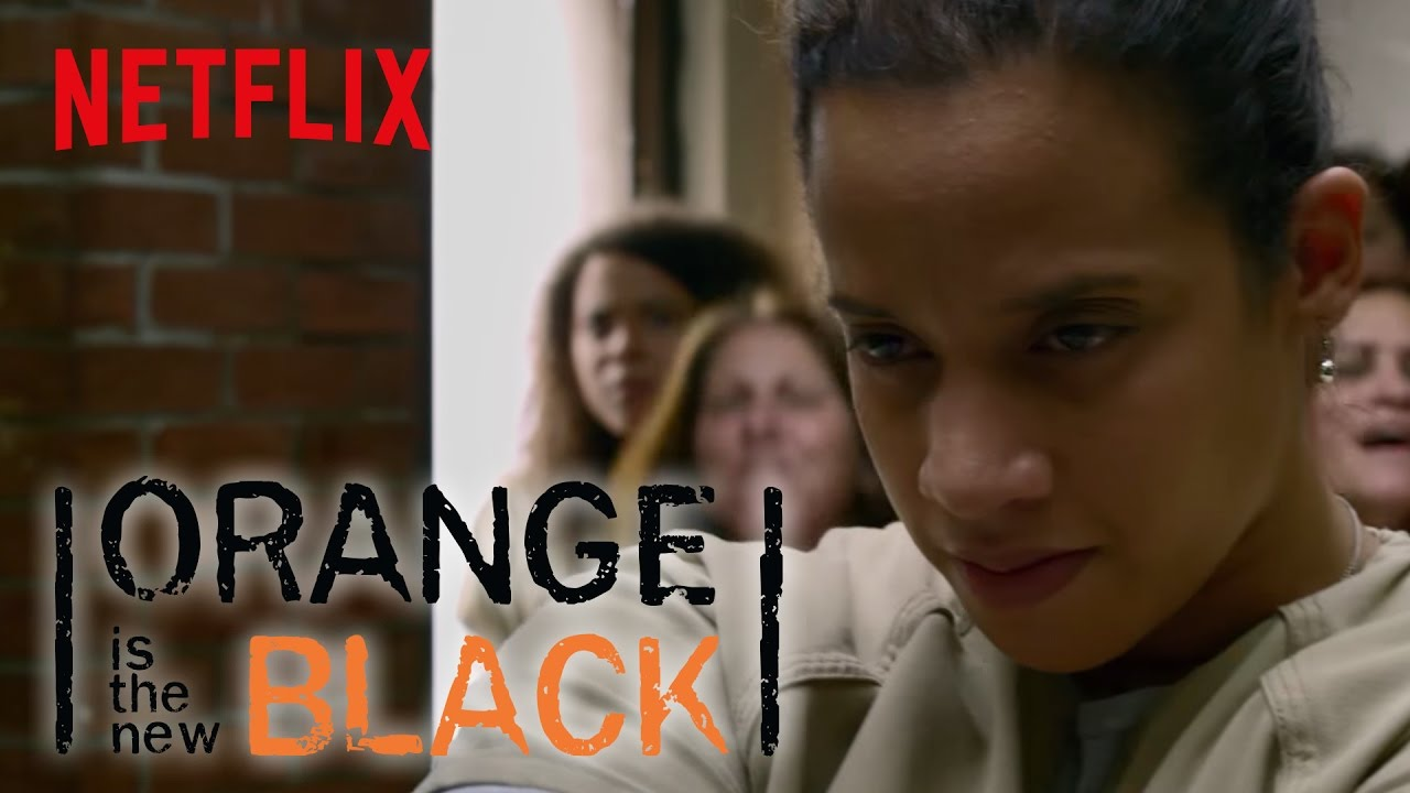 The First Look At 'Orange Is The New Black' Season Five Is Super Intense