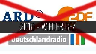 Wieder GEZ! Neues Jahr, neue Beitragsforderung – GEZ verlangt wieder Rundfunkbeitrag | dig.ga