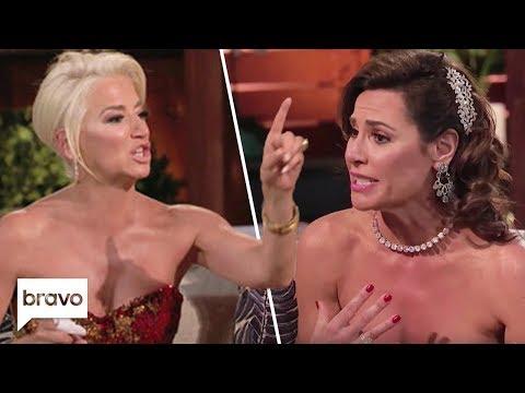 Dorinda Medley Says Luann de Lesseps Broke Her Heart   RHONY Reunion Highlights (S11 Ep18)