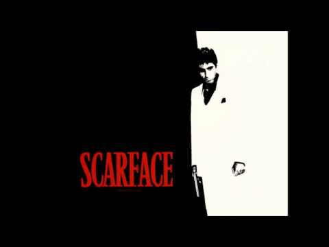 Scarface Paul Engemann - Push it to the Limit (movie version)