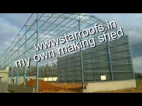 Commercial Roofing Shed Contractors