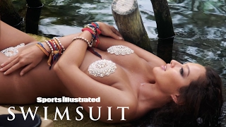 Mia Kang Gets 'Boob-Jazzeled' In Mexico | Uncovered | Sports Illustrated Swimsuit