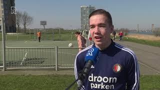 Feyenoord-eSporter Jimmy Donkers over gewonnen stadsderby tegen Sparta in #UltimateQuaranTeam