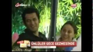 Murat and Burcin and Tolgahan on Etiler's Coffee ...29/8