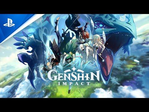 Genshin Impact - State of Play Gameplay Trailer | PS4 de Genshin Impact