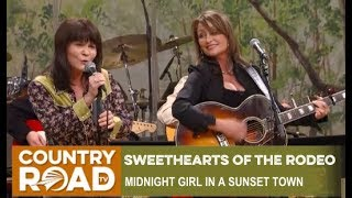 """Sweethearts of the Rodeo sing """"Midnight Girl in a Sunset Town"""" on Country's Family Reunion"""
