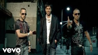 Lloro Por Ti (Remix) - Enrique Iglesias feat. Wisin y Yandel (Video)