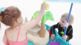 Vandens stalas | Splish Splash Seas Water Table | Step2 850700