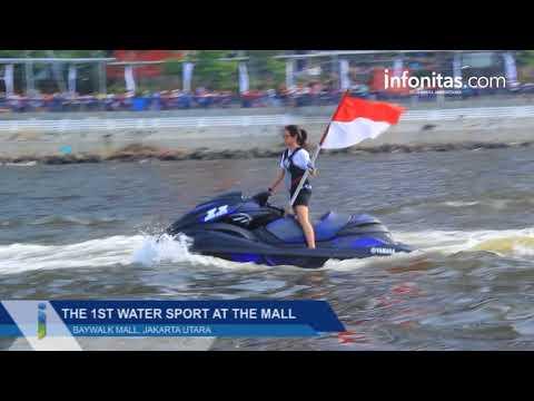 The 1ST Water Sport at The Mall