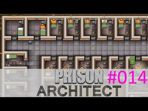 Putzmittelschrank ist ein Raum ► Prison Architect ★ Folge #014 [HD] [Deutsch]