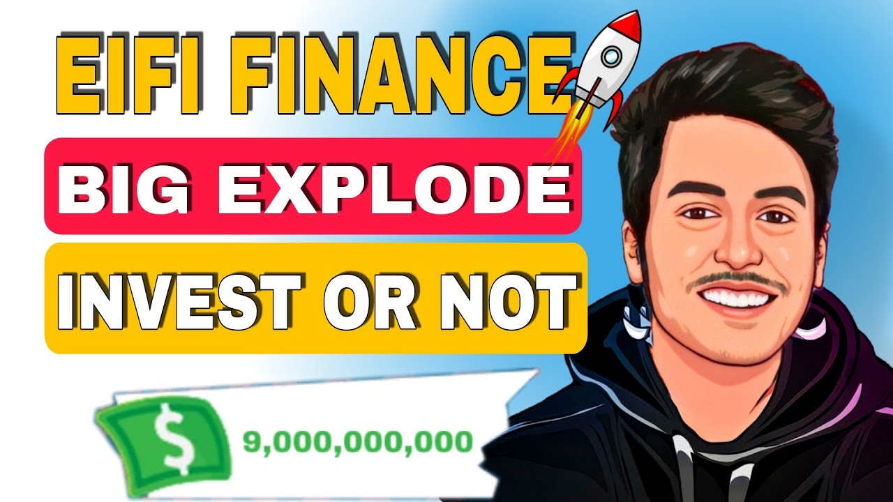 IMMEDIATE EIFI FINANCING TOKEN BIG EXPLODE INVEST OR NOT??