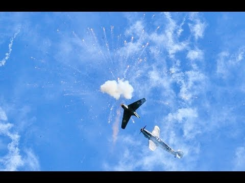 """ITS WAR !"" BATTLE OF BRITAIN RC PYROTECHNICS FUNFIGHTER CARNAGE **SATURDAY** AT WESTON PARK - 2018"