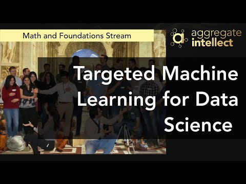 Targeted Machine Learning for Data Science