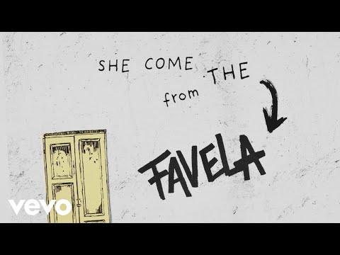 Ina Wroldsen Alok Favela Lyric Video