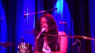 "Angel Taylor banter and singing ""Epiphany"""