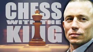 GSP Pretends to Retire - Playing Chess with the King