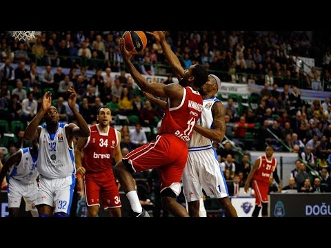 Highlights: RS Round 5, Dinamo Banco di Sardegna Sassari 73-90 Brose Baskets Bamberg