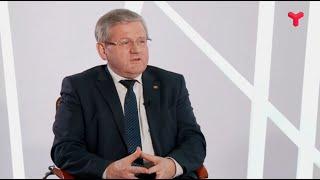 Виктор Воллерт рассказал о местном самоуправлении в программе Тюменское время (видео)