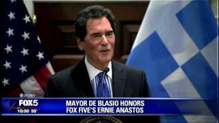 Ernie Anastos Day