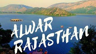 Delhi to Alwar by Road / after lockdown /Alwar full tour, Siliserh lake, Rajasthan