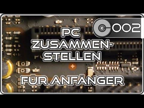 💻 PC zusammenstellen - mein Gamer PC Komplettsystem | Teil 02 | CLM