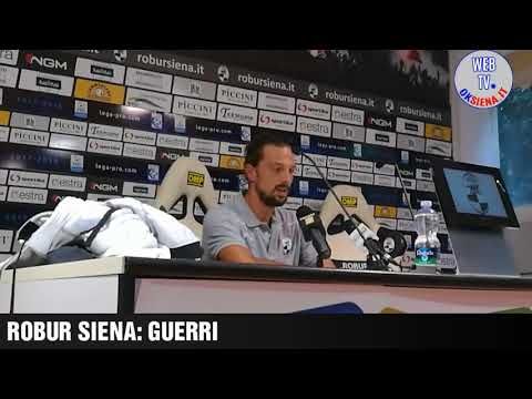 ROBUR SIENA-ARZACHENA 3-2, LE INTERVISTE