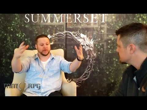 Summerset Isles Interview with Rich Lambert