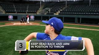 Little League Majors: Pitching Mechanics 101