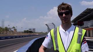 Bridgestone World Solar Challenge Video Profiles: Tom Burtnett