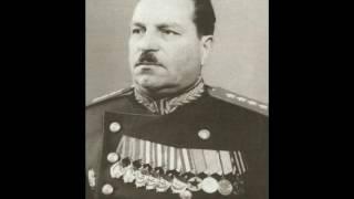 Воспоминания. Тюленев Иван Владимирович (1892–1978) youtube.com 30 сентября 2016