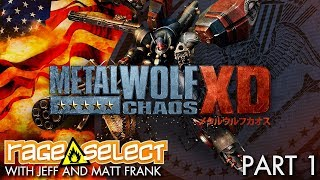 Metal Wolf Chaos XD - The Dojo (Let's Play) - Part 1