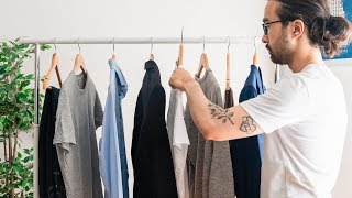 Menswear Essentials | Top 10 Basics