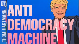 The Overwhelming Votes We Need to Stop Trump's Anti Democracy Machine