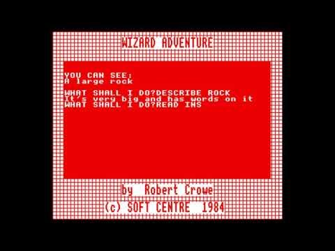 Wizard Adventure (longplay) for the BBC Micro