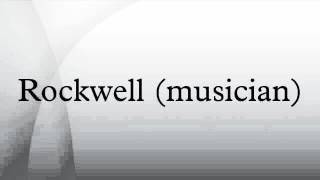 Rockwell (musician)