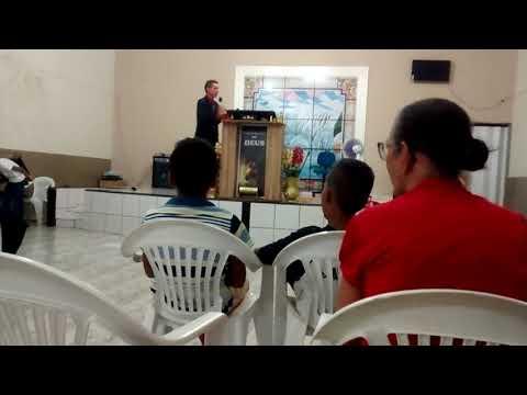 Culto de hoje em Brasilândia