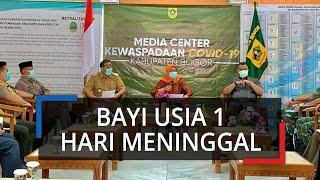 Data Terbaru Covid-19 Kabupaten Bogor, PDP Bayi Usia 1 Hari Meninggal Dunia