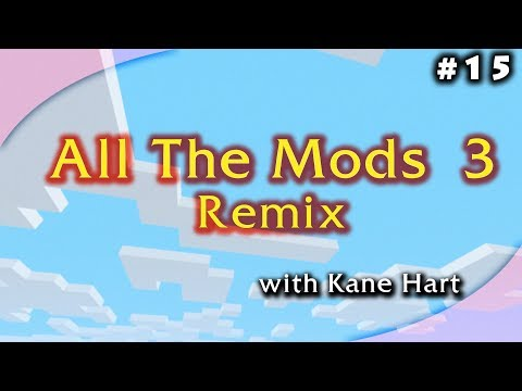All The Mods 3 Remix - Part 15 - PlusTiC Laser Gun!