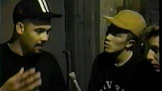 The Disposable Heroes of Hiphoprisy Interview 1992
