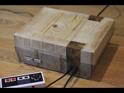 Even This Busted-Looking, Pi-Based NES Is Better Than The NES Classic