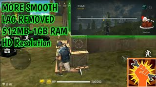FIX LAG IN FREE FIRE 1GB RAM (UPDATED) - Most Popular Videos