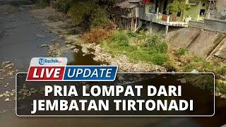 LIVE UPDATE: Pria Lompat dari Jembatan Tirtonadi Solo