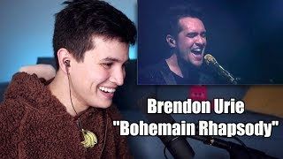 Vocal Coach Reaction to Brendon Urie