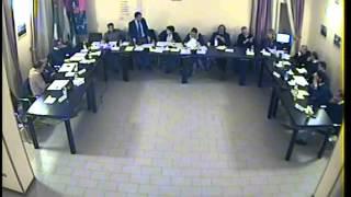 preview picture of video 'Consiglio Comunale 28 novembre 2012'
