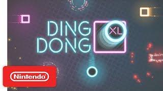 Ding Dong XL - Launch Trailer - Nintendo Switch