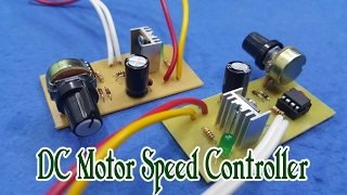 DC Motor Control using Arduino -Use Arduino for